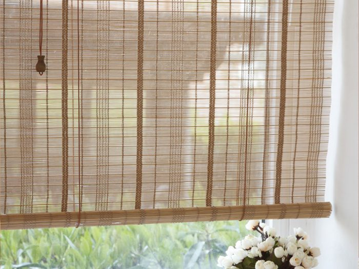 Bamboo Shades Reeds Amp Textured Woven Blinds Alpha