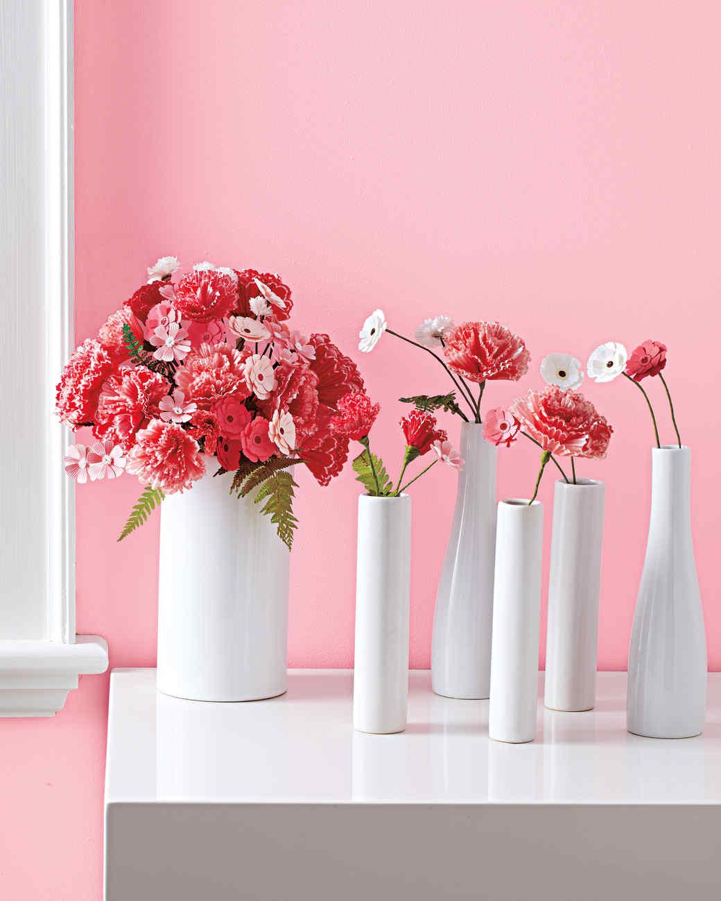 How To Make Martha Stewart Vine Tissue Paper Flowers Flowers Healthy